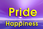 Pride and Happiness graphic